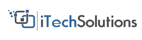 iTech Solutions Software House Faisalabad Pakistan Logo